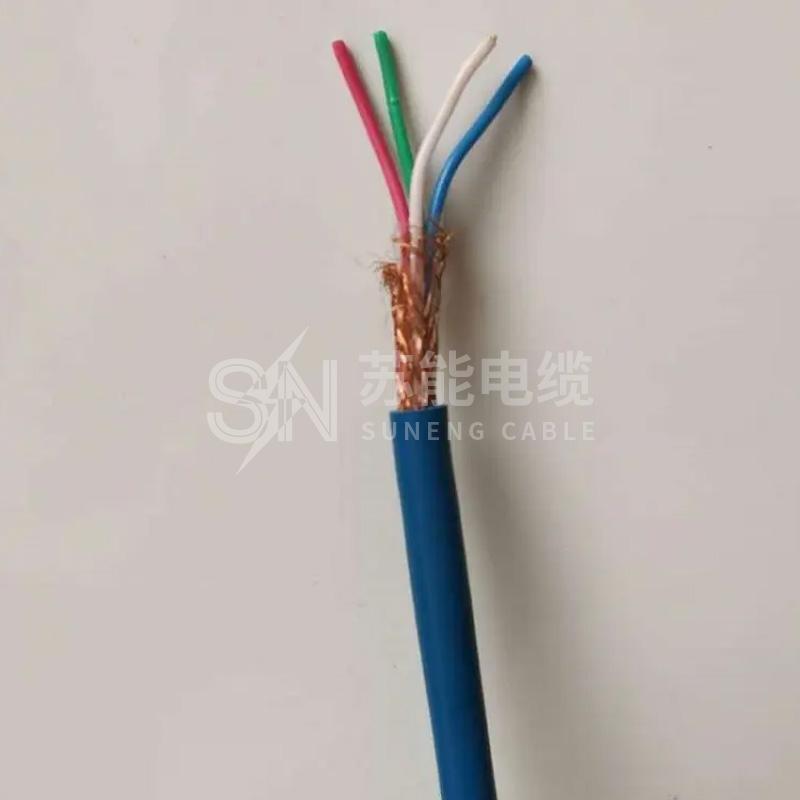 矿用通信信号电缆 MHYVRP