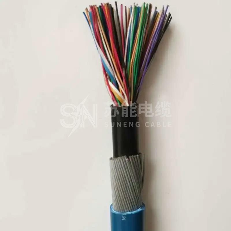 矿用通信信号电缆 MHY32