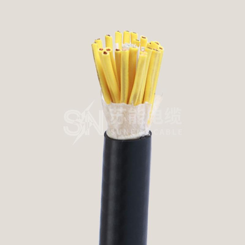 阻燃塑料绝缘控制电缆 ZR-KVVR