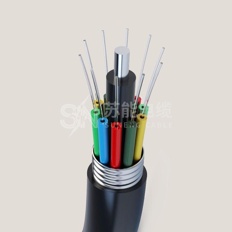 矿用光纤电缆 MGTS