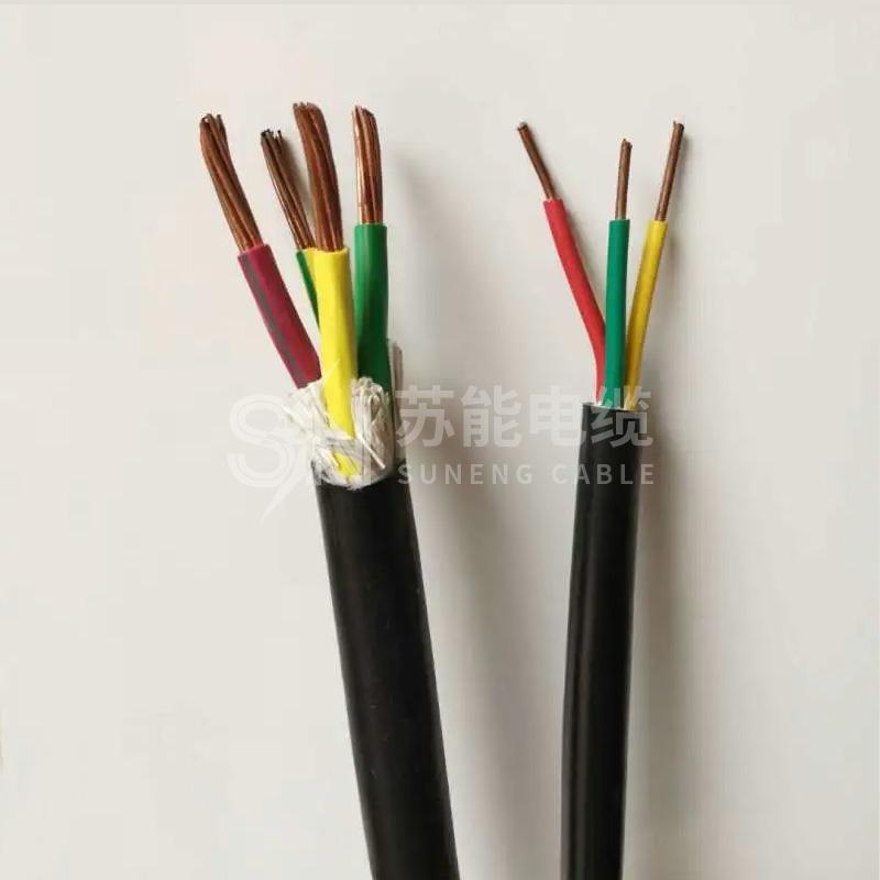 矿用控制电缆 MKVVR