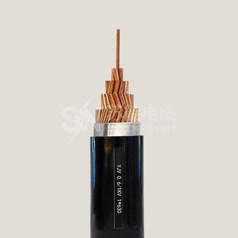 塑料绝缘电力电缆 YJV22